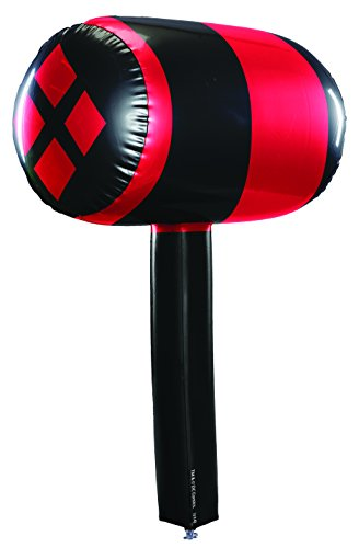 Rubie's Costume Co Women's Batman Harley Quinn Inflatable Mallet