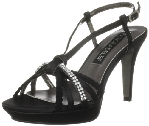 Victoria Delef Women's 12V0804 Negro Platforms 12V0804 4 UK