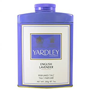 Yardley London Classic Talc - English Lavender