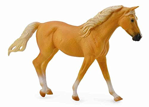 Collect A Horses Missouri Palomino Fox Trotter Mare Toy Figure