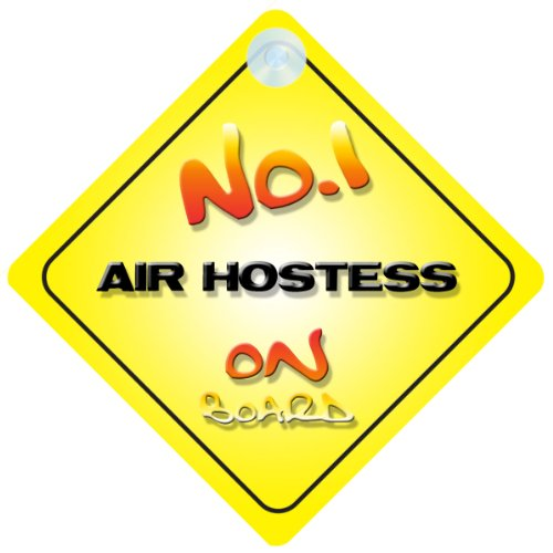 no1-air-hostess-on-board-novelty-car-sign-new-job-promotion-novelty-gift-present