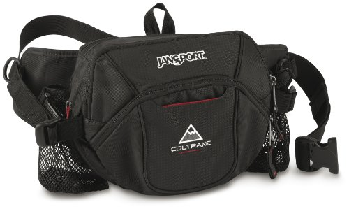 JanSport Jansport Coltrane Waist Pack (Black)