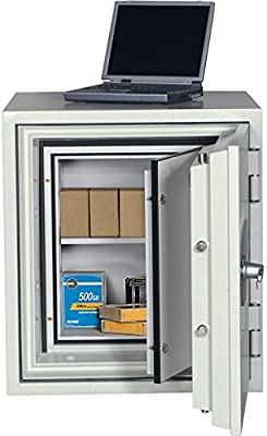 Phoenix Datacare 2-Hour Key Lock Fireproof Media Safe - 2.8 cu ft
