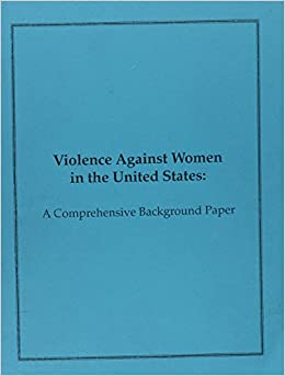 Domestic Violence Research Paper Outline
