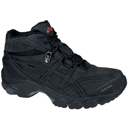 Asics Gel Arata MT G-TX Womens Walking Trainers / Shoes - Black - SIZE UK 5.5
