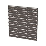 Wall mounting louvre for ECO-Box, ERGO-Box and IN-Box storage bins