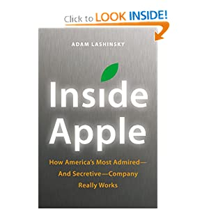 Inside Apple [Audiobook] - Adam Lashinsky
