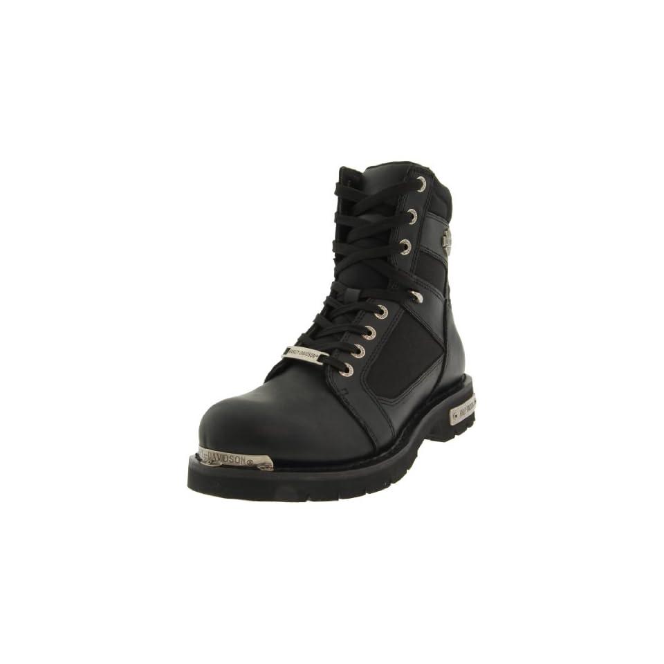Harley Davidson Mens Sundown Motorcyle Boot,Black,13 M US