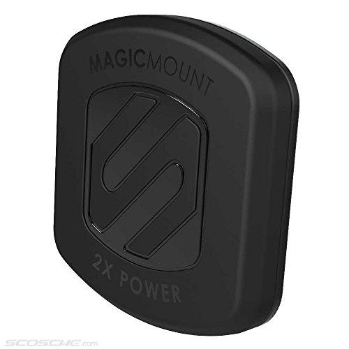 SCOSCHE Magnetic Mount XL for Universal/SmartPhones Retail Packaging Black