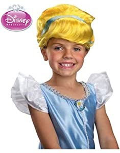 Disney Princess Cinderella Halloween Wig