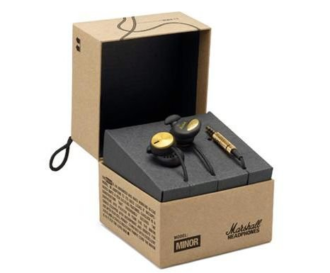Marshall Minor Ear Buds
