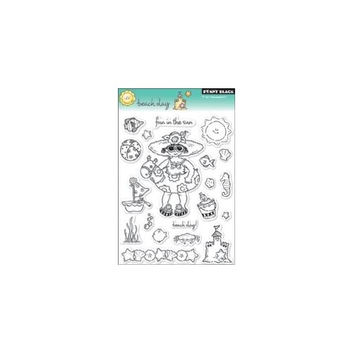 Penny Black Clear Stamps 5X7.5 Sheet