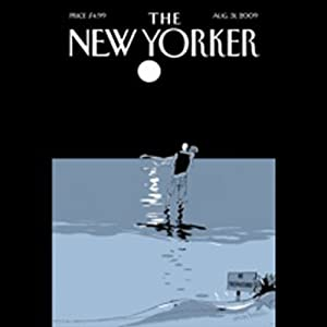 The New Yorker, August 31, 2009 (James Surowiecki, Stephen Brill, Elizabeth Kolbert) | [The New Yorker]