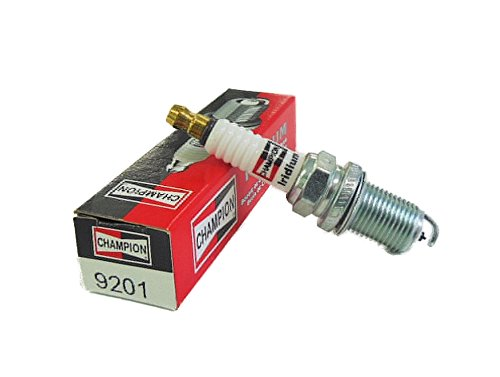 Champion RC12WYPB4 (9201) Iridium Spark Plug, Pack of 1 (Mr2 Turbo Spark Plug Wires compare prices)