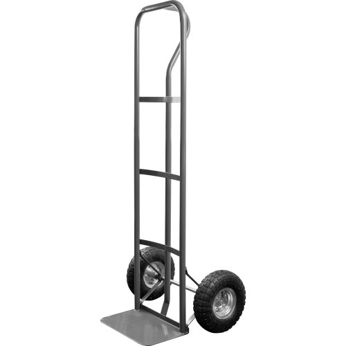 Stalwart 75-CART Hand Truck with 10-Inch Inflatable Tires