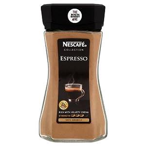 Nescafe espresso original 100 arabica