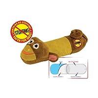 Petstages Stuffing Free Lil' Squeak Monkey 633