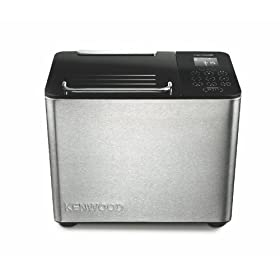 Kenwood bm450 macchina per il pane a cottura ventilata - Macchina per cucinare ...