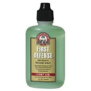 Brave Soldier First Defense Antiseptic Spray