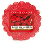 Yankee Candle (Bougie) - Sweet Strawb...