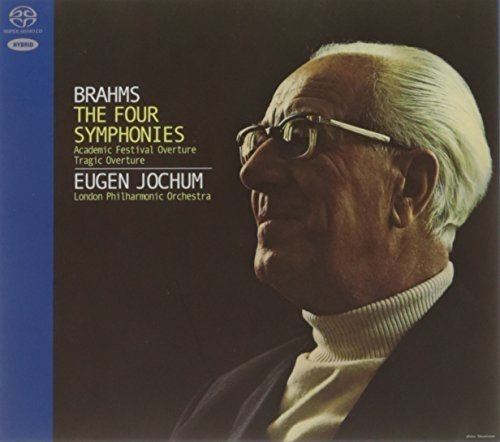 SACD : BRAHMS / JOCHUN,EUGEN - Brahms: 4 Symphonies
