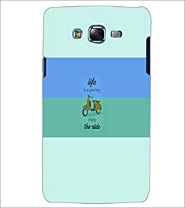 PrintDhaba Quote D-5942 Back Case Cover for SAMSUNG GALAXY ON 5 (Multi-Coloured)