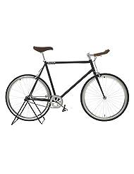SingleSpeed / Fixed Gear / Fixie Black Kentish Town Commuter / Town Bike
