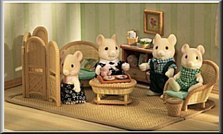 Calico Critters: Family Room
