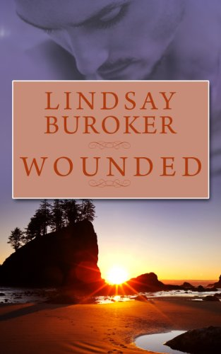4.6 stars on 46 reviews & a 67% overnight price cut makes this the perfect time to discover this new release in Cozy Suspense – Wounded By Lindsay Buroker