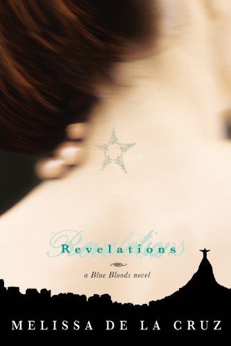 Cover of Revelations (Blue Bloods, Book 3)