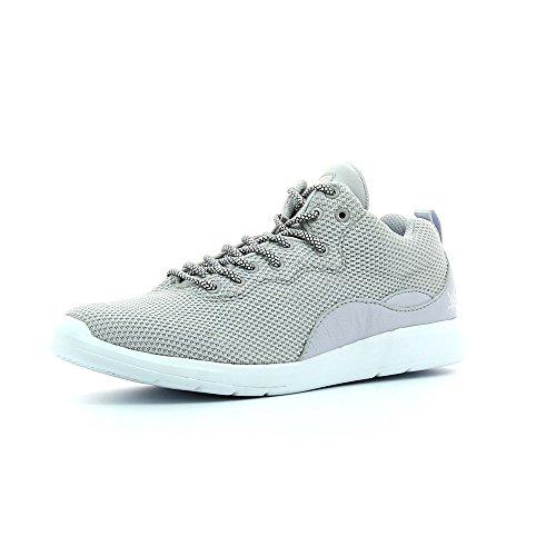 K1X - Pantofole Uomo , (Grey/White), 43 EU