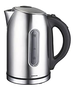 Ovente KS88 Series Temperature Control 1.7L Stainless Steel Electric Kettle by Ovente