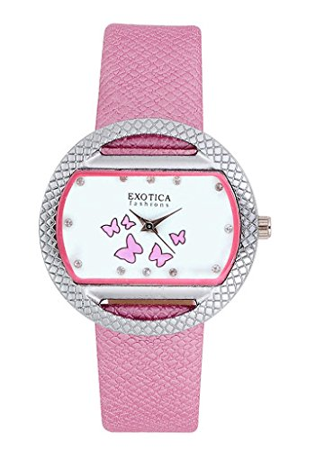 Exotica Analog Pink Dial Women's Watch
