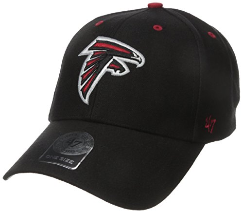 NFL Atlanta Falcons '47 MVP Adjustable Hat, One Size, Black (Atlanta Falcons Cap compare prices)