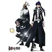 D.Gray-man 10 [DVD]