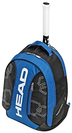 Head Elite - Mochila de tenis azul azul Talla:STK