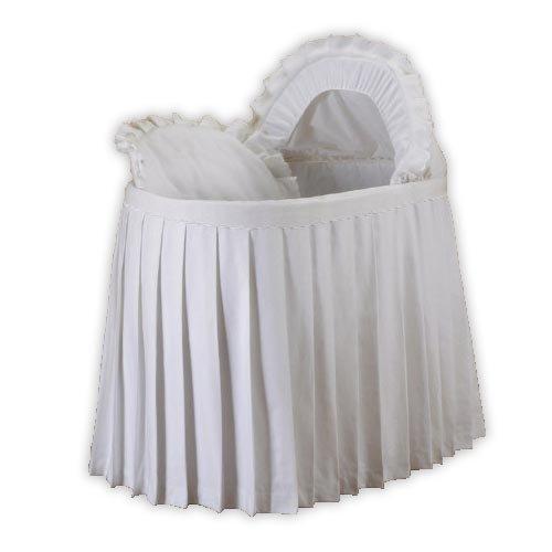 Bassinet Liner Skirt And Hood