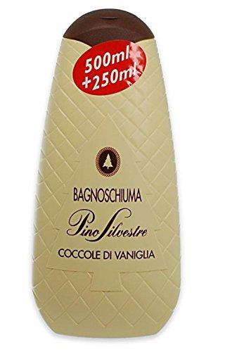 PINO SILVESTRE BAGNO SCHIUMA VANIGLIA 750ML