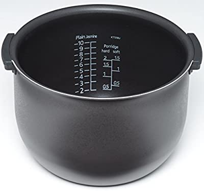 Tiger Corporation JKT-S10U 5.5-Cup Induction Heating Rice Cooker and Warmer from Japan Tiger Corporation of U.S.A