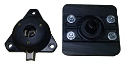Johnny Ray JR-400HLP-M Complete Swivel Mount Pack
