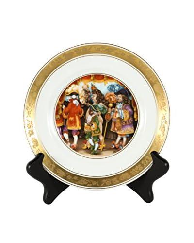 H.C. Andersen Emperor's Fairytale Plate