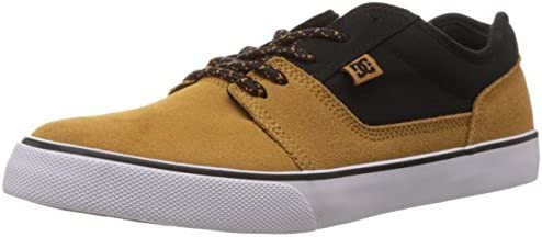 DC Shoes Tonik, Baskets mode homme - Jaune (Yellow/Black) 42 EU ,8 UK ,9,US