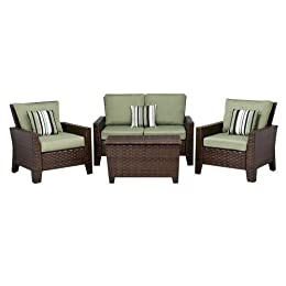 Belmont Outdoor Dining Bar Amp Seating Wicker Furniture At