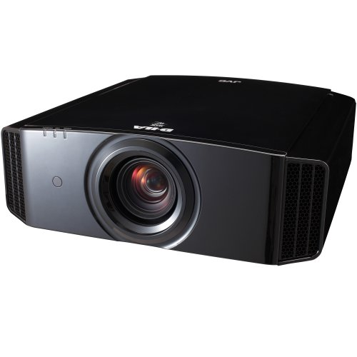 JVC DLAX9 200-Inches 1080p 3D THX ISF Certified Front Projector - Black