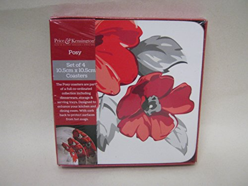 new-price-and-kensington-coasters-pk4-posy-design