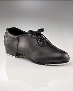 Capezio Women's Fluid Tap Shoe,Black,8 M US