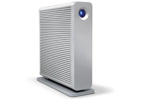 LaCie d2 Quadra v3 3TB eSATA / FireWire 800 / USB 3.0 3TB