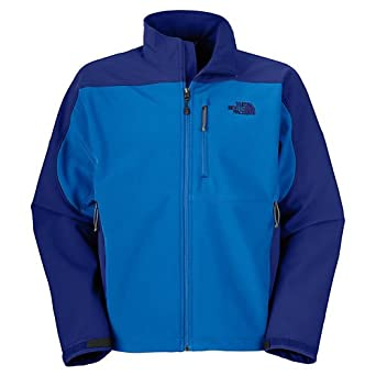 The North Face Mens 'Apex' Bionic Jacket, Jake Blue/Bolt Blue, M