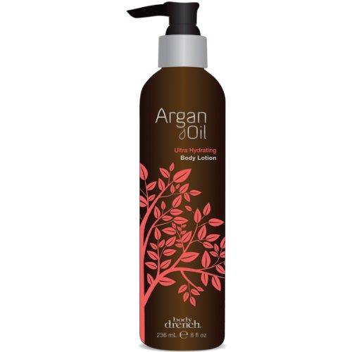 Argan Oil Body Ultra Hydrating Lotion 8 oz. Pump