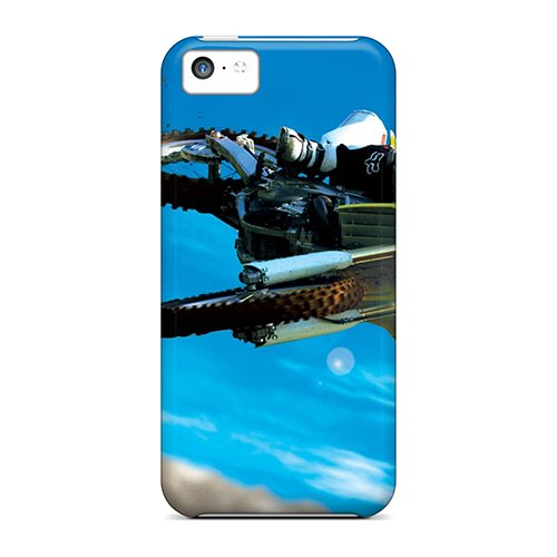 New Arrival Case Cover With Onljl3074Saonf Design For Iphone 5C- Extreme Moto Sport front-860138